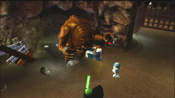 LEGO Star Wars 2 on the Xbox 360 (resized)