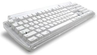 The Mattias Pro keyboard